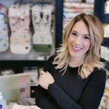 """Η baby's stylist Ανθή Τσελέπη συμβουλεύει τις μαμάδες του Infokids.gr πώς να """"απογειώσουν"""" το στυλ του παιδιού τους"""
