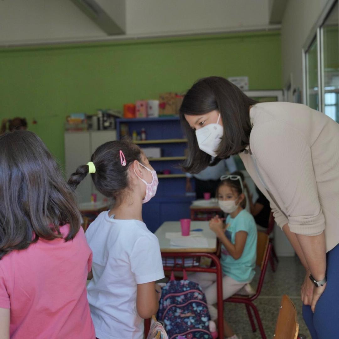 Κεραμέως: «Πέρσι κλείναμε την τάξη με λίγα κρούσματα για να προστατεύσουμε τα σπίτια, φέτος είναι θωρακισμένα»