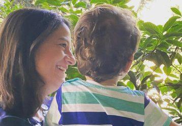 """""""Πρεμιέρα"""" για τους παιδικούς σταθμούς - Η Νίκη Κεραμέως εύχεται στον μικρό της γιο (φωτό)"""