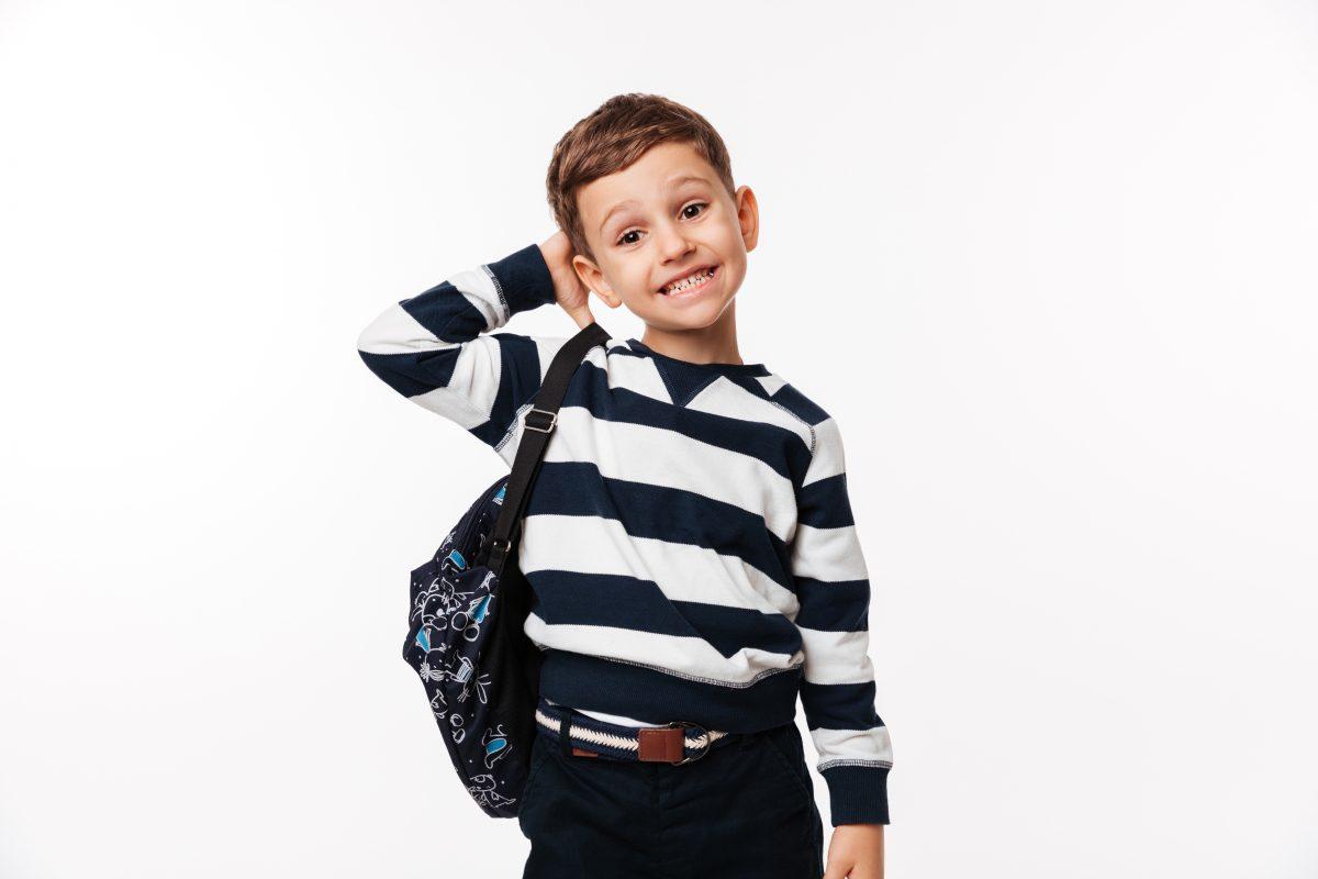 Παιδικός πονοκέφαλος: Μήπως η σχολική τσάντα είναι πολύ βαριά;