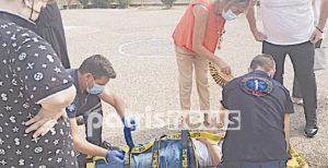 Δημοτικό Σχολείο Σκουροχωρίου: Στο Νοσοκομείο 2 μαθητές μετά από σοβαρό τραυματισμό