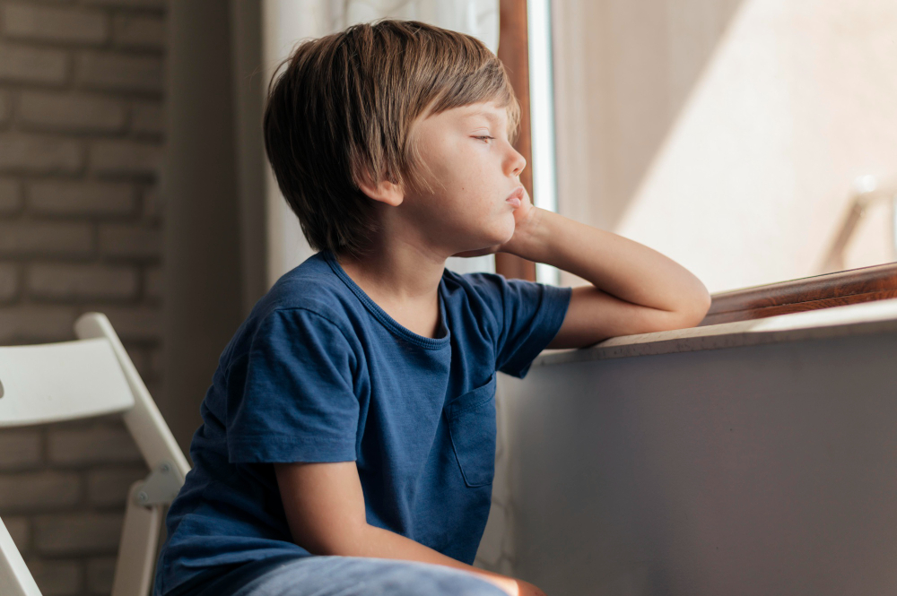 Τα προβλήματα που αρχίζουν και φαίνονται στα παιδιά εξαιτίας της πανδημίας
