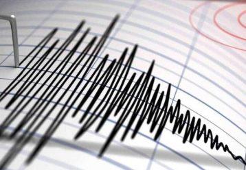 Νέος μεγάλος σεισμός στην Κρήτη πριν από λίγα λεπτά