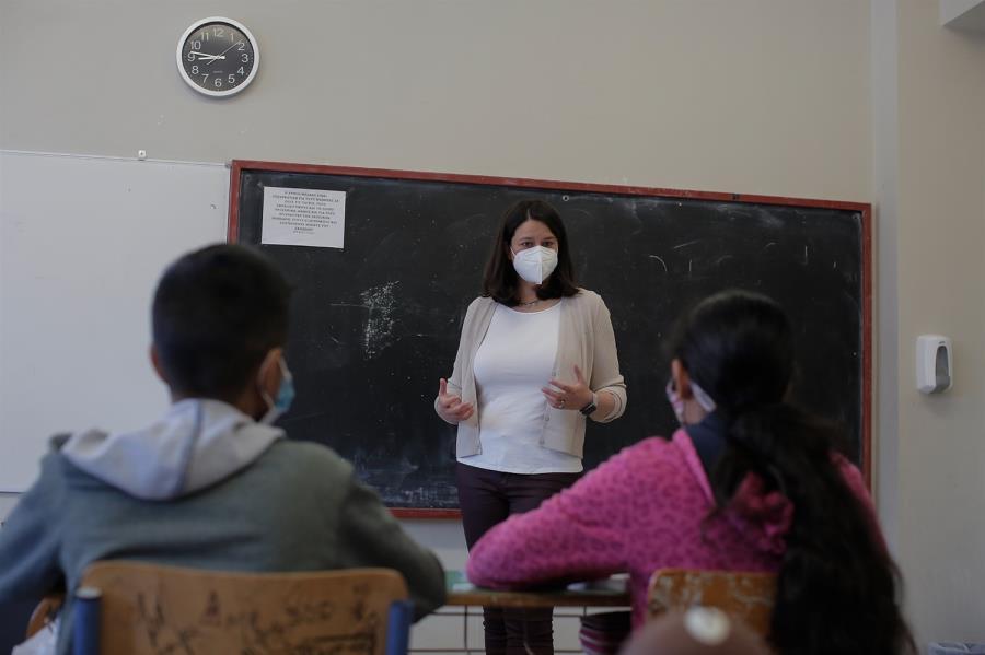"""Κεραμέως: """"Στόχος της φετινής σχολικής χρονιάς στις αίθουσες να αντηχούν όλο το χρόνο παιδικές φωνές και μαθήματα"""""""