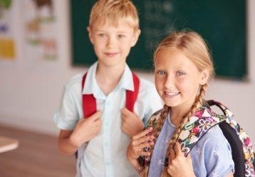 Παιδί μου, στο σχολείο με νοιάζει να πάρεις άριστα στην καλοσύνη, το σεβασμό και την ευγένεια