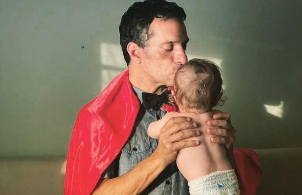 Η τρυφερή επιστολή του Γιώργου Χρανιώτη στον ενός έτους γιο του