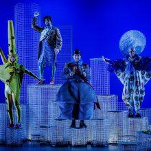 """""""Tα μαγικά μαξιλάρια"""": Το παραμύθι του Ευγένιου Τριβιζά έγινε όπερα και ανεβαίνει στην Εθνική Λυρική Σκηνή (από 14/11)"""
