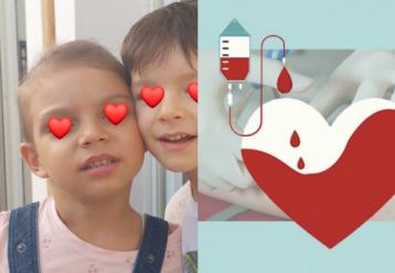"""Κραυγή αγωνίας μαμάς: """"Υπάρχει ανάγκη για αίμα και αιμοπετάλια στο Νοσ. """"ΕΛΠΙΔΑ"""". Βοηθήστε μας"""""""