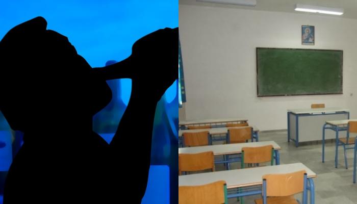 Σοκ στο Ρέθυμνο – 15χρονη μαθήτρια κατέρρευσε μεθυσμένη σε υπό κατάληψη σχολείο