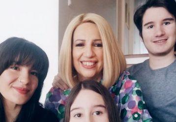 O 17χρονος γιος της Φώφης Γεννηματά θα εκφωνήσει τον επικήδειο