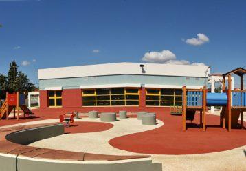 Αυτό το δημόσιο Νηπιαγωγείο της Β. Ελλάδας μετακόμισε σε νέο κτίριο, που θα ζήλευαν και σχολεία του εξωτερικού