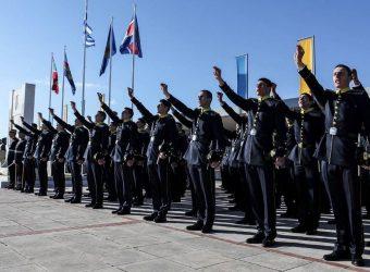 Υποχρεωτικά τα τεστ κορωνοϊού για τους ανεμβολίαστους σπουδαστές στρατιωτικών σχολών