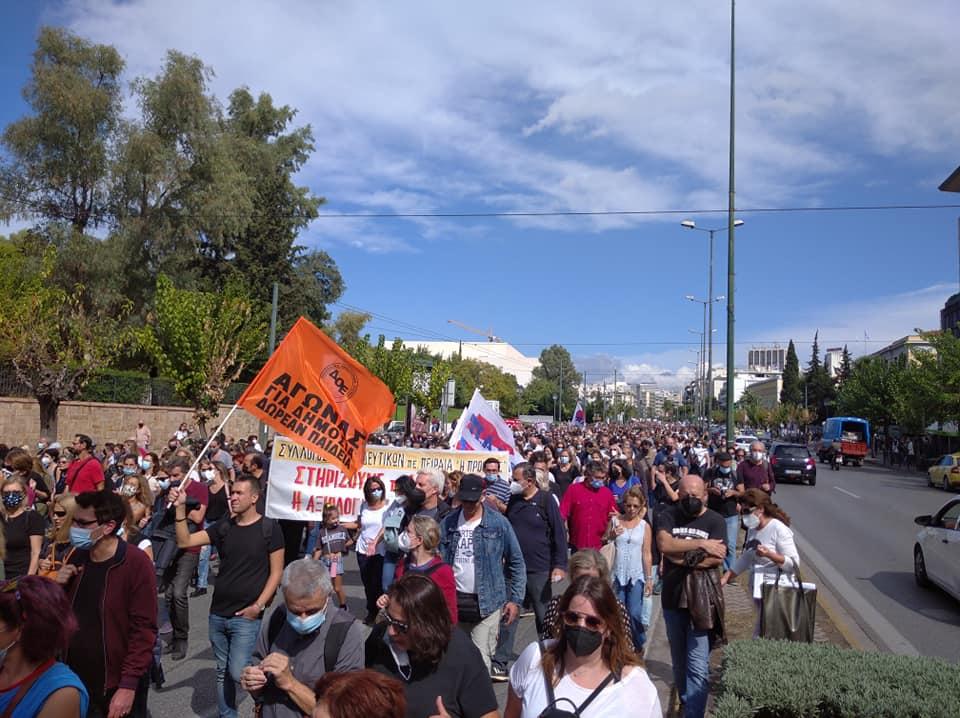 Εφετείο: Παράνομη η απεργία των εκπαιδευτικών για την αξιολόγηση – Ποινή 3.000 ευρώ – Τι απαντούν ΟΛΜΕ και ΔΟΕ