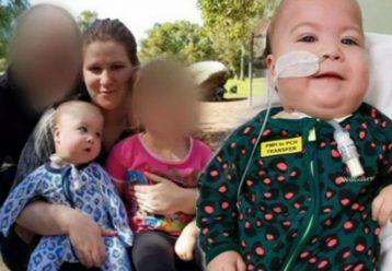 Έδωσε στο μωρό της να πιει χλωρίνη για να μπορέσει να κοιμηθεί χωρίς τα κλάματά του