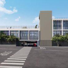 Ξεκίνησε η κατασκευή του βιοκλιματικού 1ου Δημοτικού Σχολείου Κρυονερίου