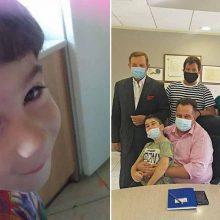 Ο Γιαννάκης, τριδυμάκι που γεννήθηκε πρόωρα με εγκεφαλική παράλυση, χρειάζεται τη βοήθειά μας για να χειρουργηθεί