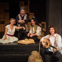 """Το «Πιο γλυκό ψωμί» πρωταγωνιστής σε μια τρυφερή παράσταση στο κινηματογράφο """"Athenne"""" (10/10)"""