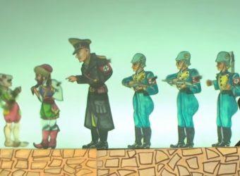 """""""Ο Καραγκιόζης Σαμποτέρ στον πόλεμο του 1940"""": Μην την χάσετε στο Θέατρο Σπυρόπουλος (24/10)"""