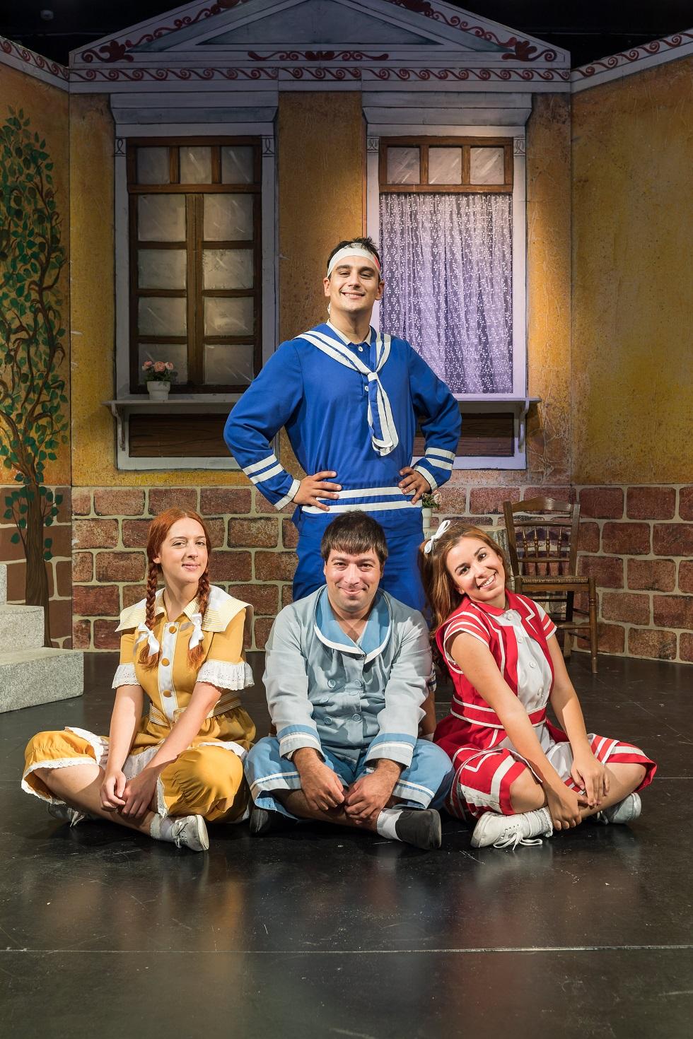 """Ο «Τρελαντώνης» κάθε Κυριακή μάς περιμένει στο """"Metropolitan: The Urban Theater"""""""