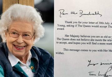 Βασίλισσα Ελισάβετ: Την έχρισαν γιαγιά της χρονιάς και... τους γύρισε το βραβείο πίσω!
