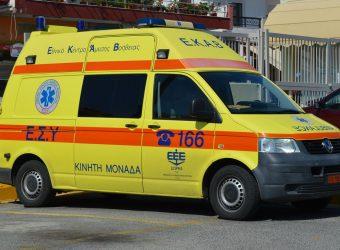 Αγωνία στην Κατερίνη: Σε σοβαρή κατάσταση 2χρονη που παρασύρθηκε από φορτηγάκι