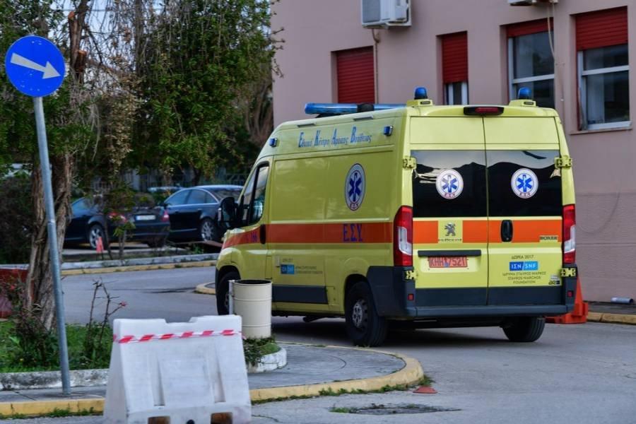 Λαμία: 13χρονη παρασύρθηκε από αμάξι, πηγαίνοντας στο σχολείο