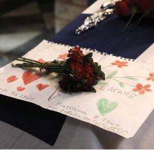 """Κηδεία Φώφης Γεννηματά: Συγκινεί η ζωγραφιά της 7χρονης Κατερίνας - """"Mην φοβάσαι θα είναι κοντά σου οι άγγελοι"""""""