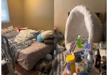 Το ιδιοφυές πλάνο μιας μαμάς για να αναγκάσει την κόρη της να καθαρίζει το δωμάτιό της