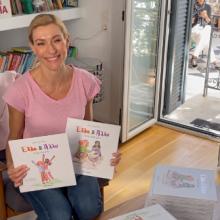 H Ζέτα Δούκα παρουσιάζει το πρώτο της παιδικό βιβλίο! (φωτος και βίντεο)