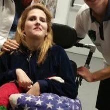 Καλά νέα: Η Μυρτώ φεύγει για θεραπεία σε κέντρο νευροεπιστημών του Ανόβερου