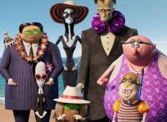 """Έρχεται η """"Οικογένεια Άνταμς 2"""": Παλαβές περιπέτειες, μακάβρια παιχνίδια και... η δύναμη της οικογένειας!"""