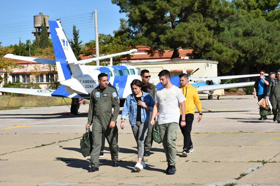 Μαθητές θα «πετάξουν» με την Πολεμική Αεροπορία στο Τατόι - Πώς θα δηλώσετε συμμετοχή