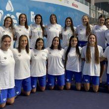 Παγκόσμιο Πρωτάθλημα Υδατοσφαίρισης: Πρωτιά της εθνικής νέων γυναικών στην Α΄ φάση!