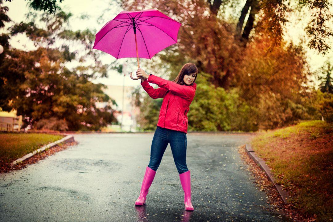 Aυτά είναι τα μυστικά για να επιλέξεις τη σωστή ομπρέλα!